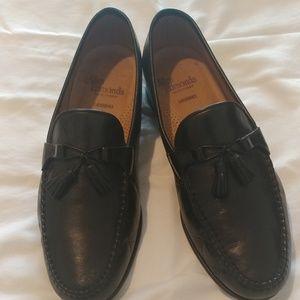 Men's Allen Edmonds black loafer